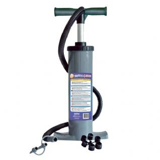 Bravo 4 ALU RED Hand Pump